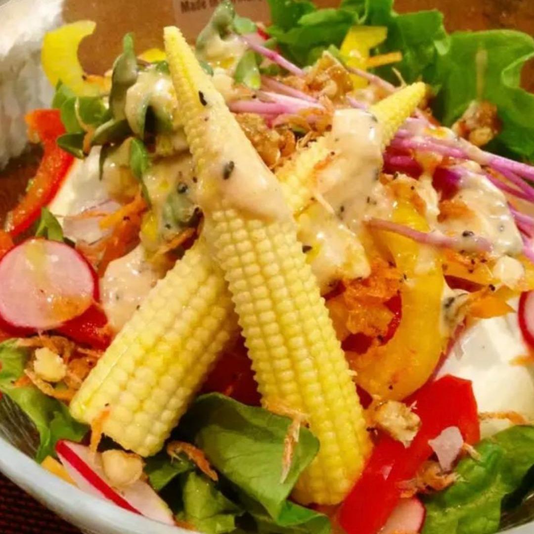 ヤングコーンのサラダ