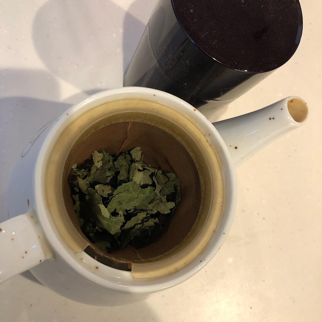 ヤーコン茶の作り方