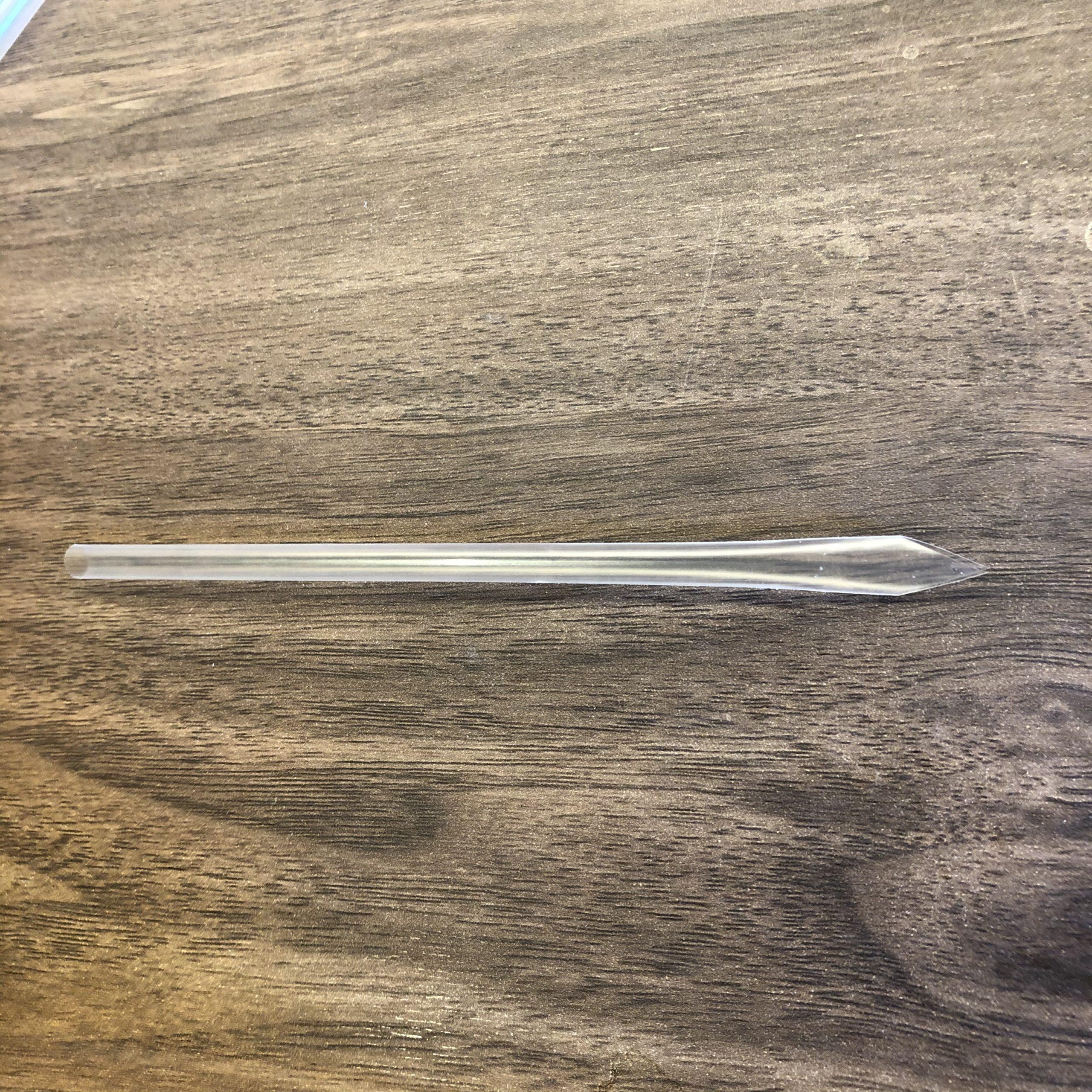 簡単制作ストロー笛