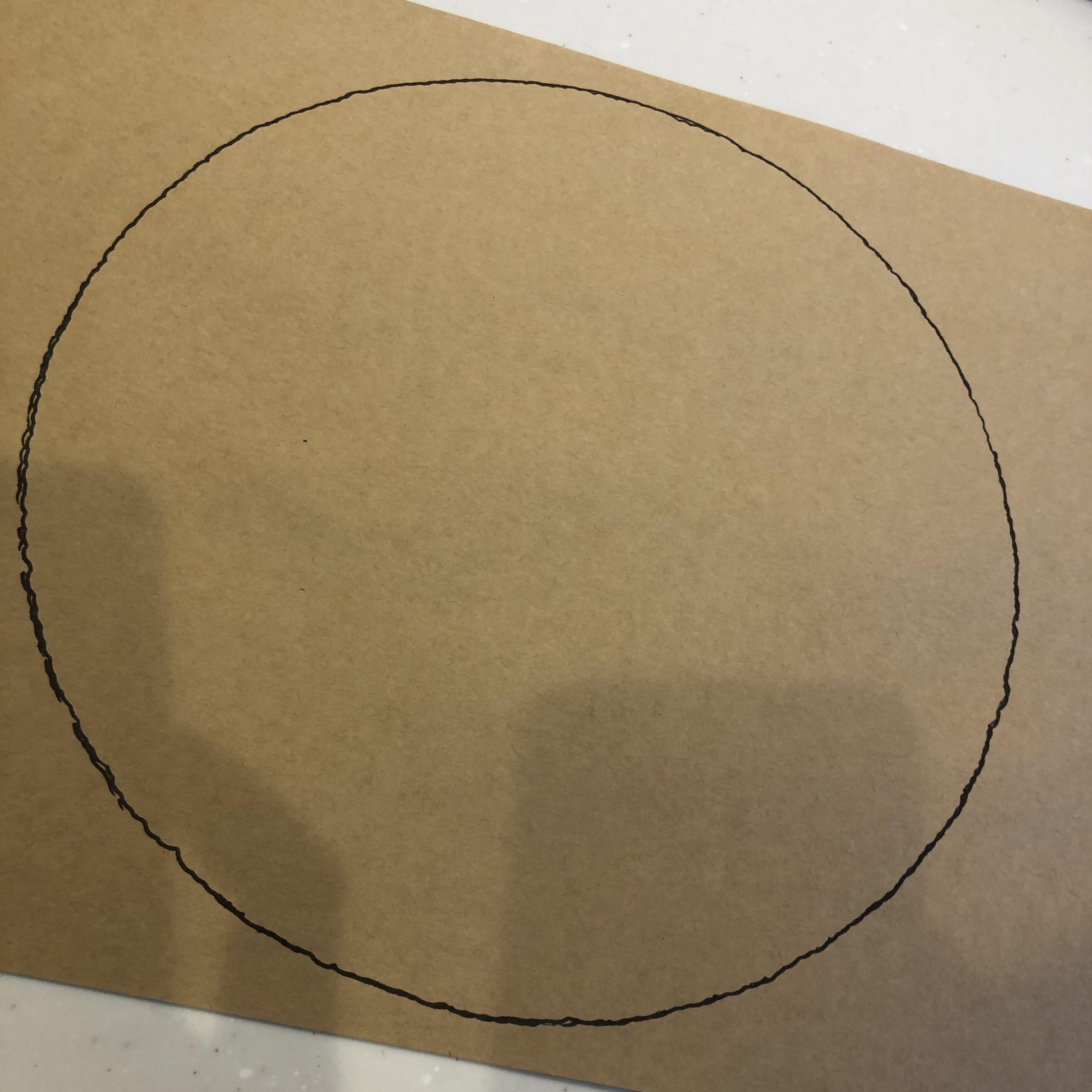 紙相撲の土俵